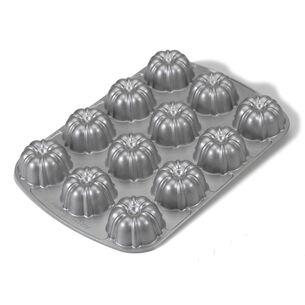 Nordic Ware Mini 12-Count Brownie Bundt® Pan