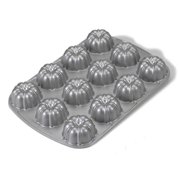 Nordic Ware Mini 12-Count Brownie Bundt® Pan