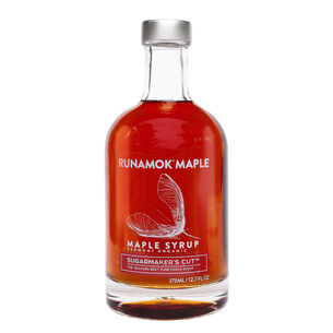 Runamok Organic Sugarmaker's Cut Maple Syrup – Grade A Amber