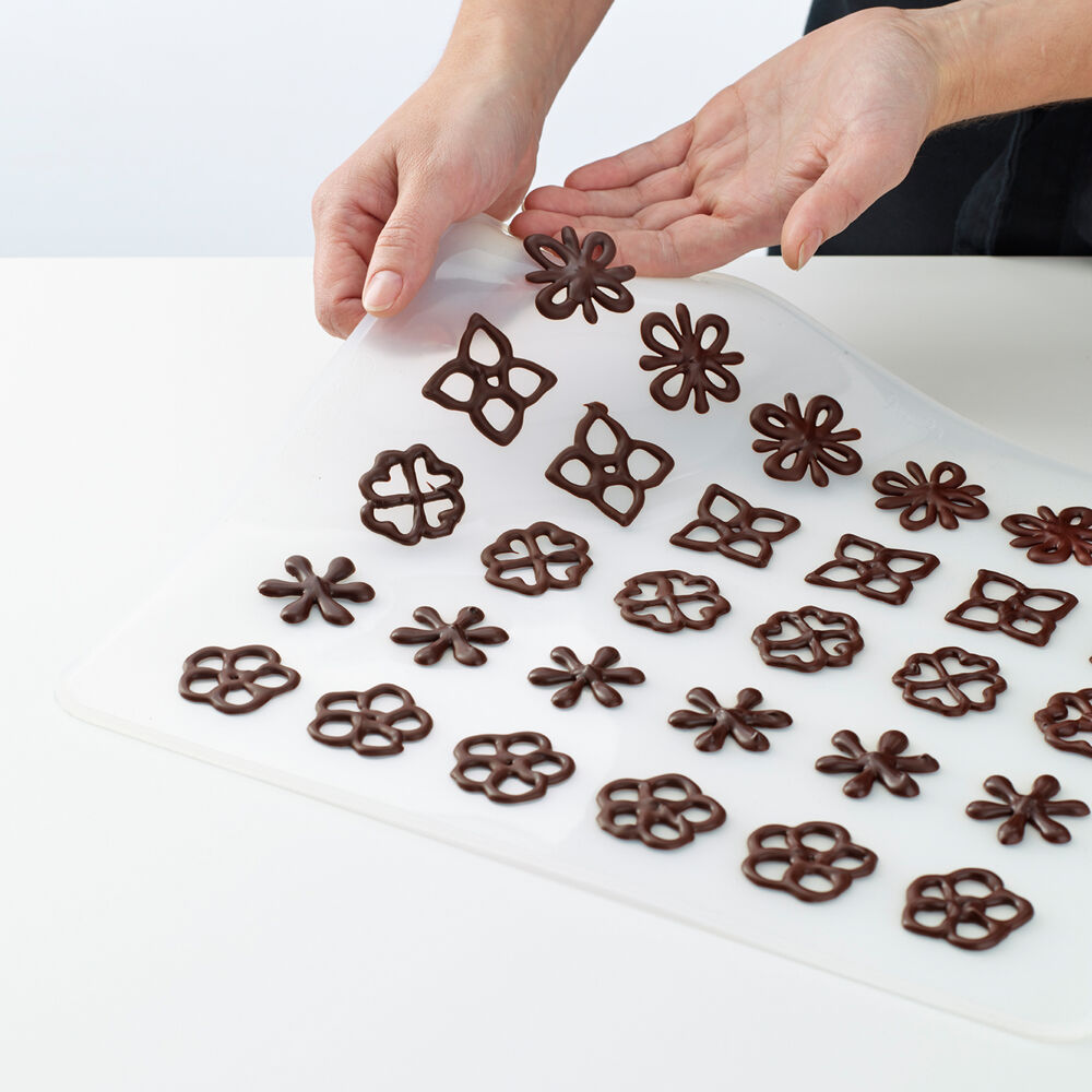 Lékué Chocolate Stencil Kit