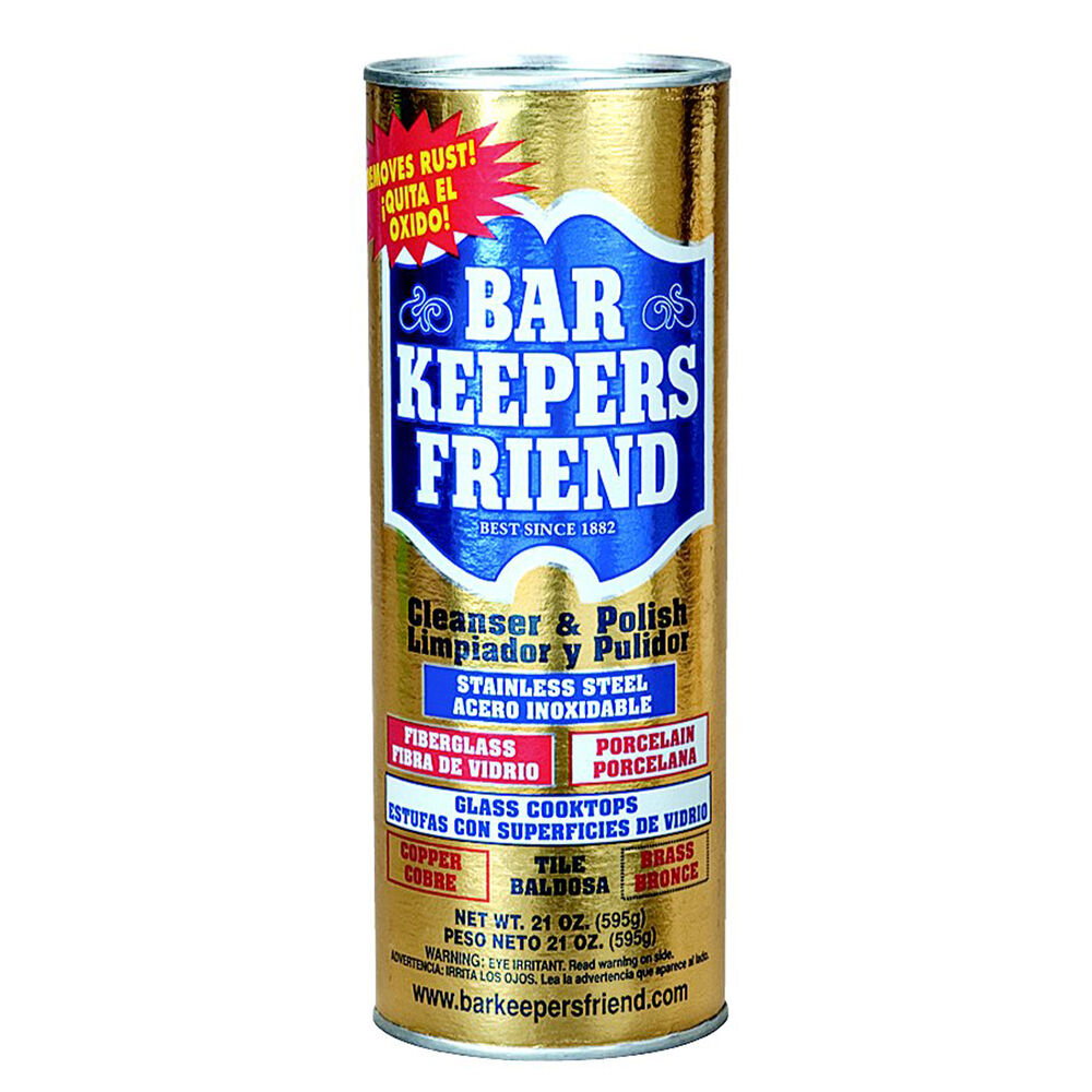 Bar Keepers Friend Cleanser and Polish