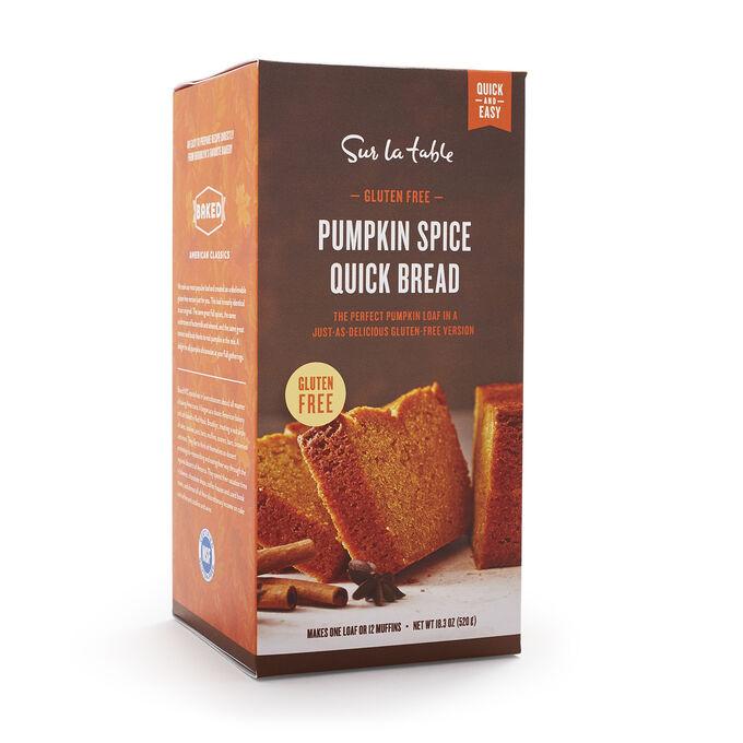 Sur La Table Gluten-Free Buttermilk Almond Pumpkin Spice Quick Bread