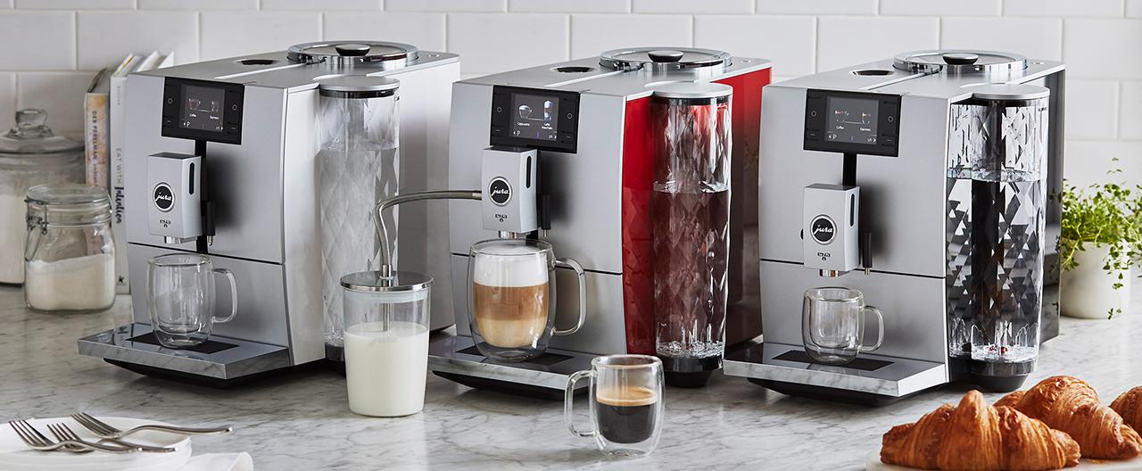 Jura Ena 8 coffee machines