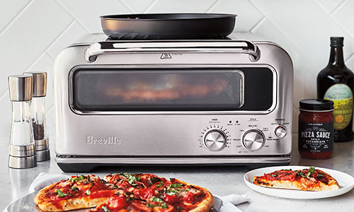 Breville Oven demos in stores