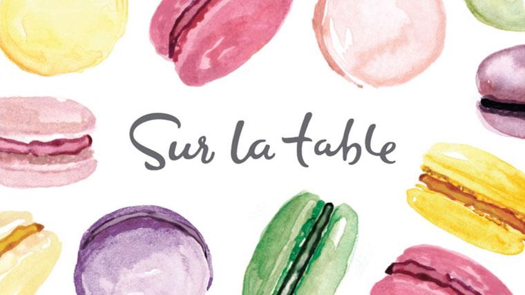 Sur La Table e-Gift Cards