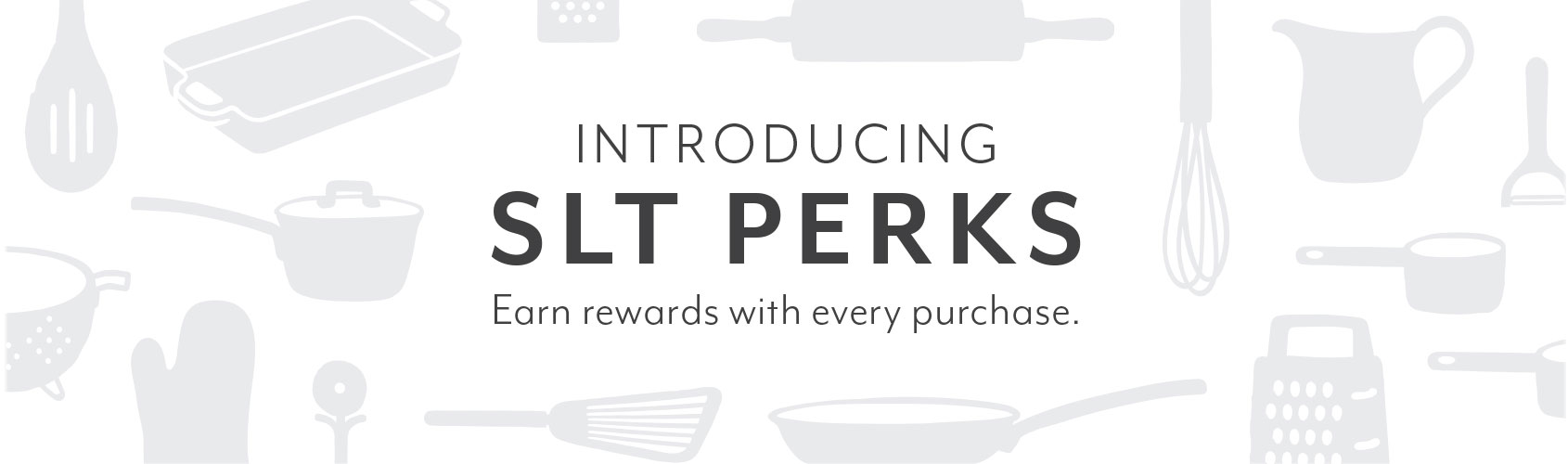 Introducing Sur La Table Perks