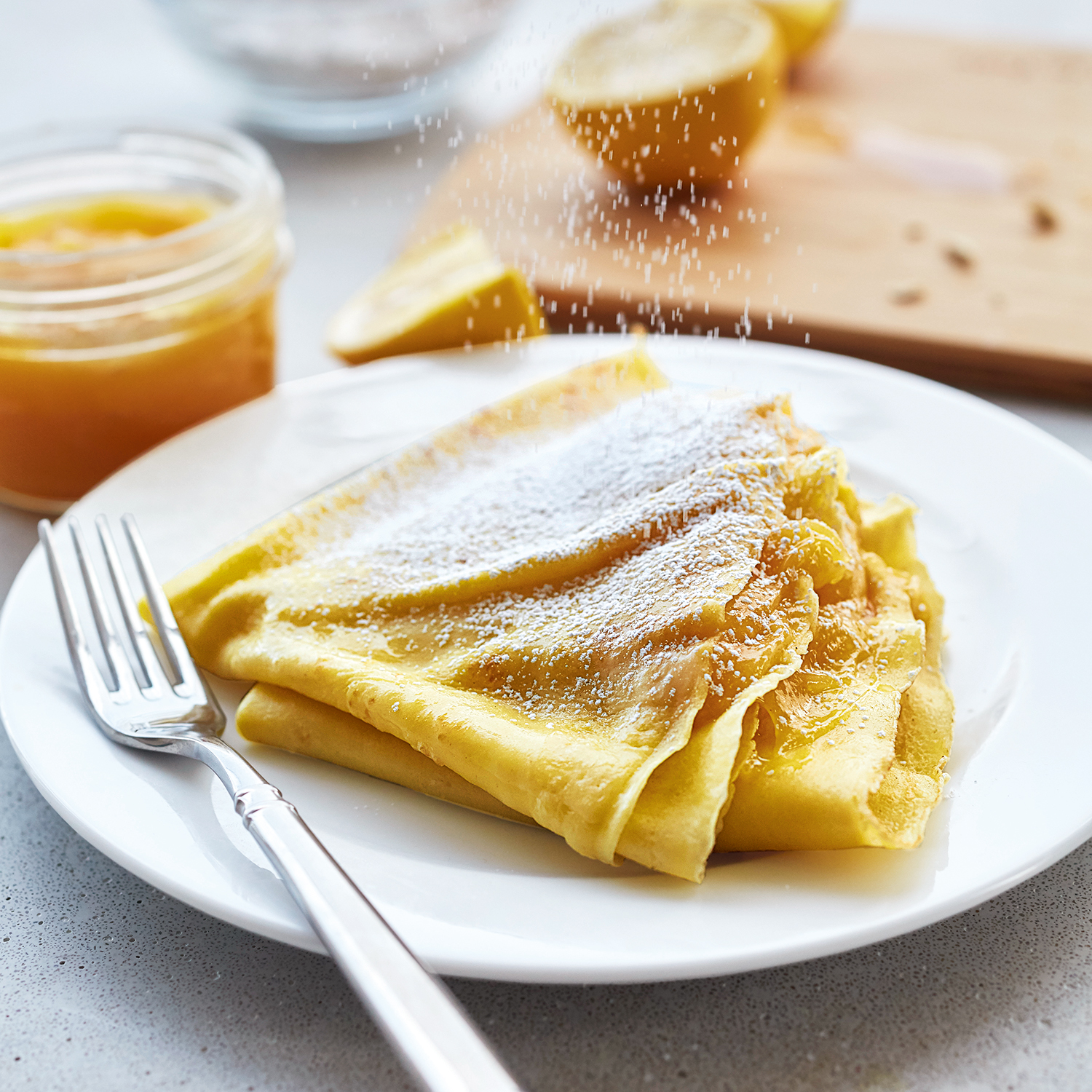 Classic Crepes Recipe Sur La Table