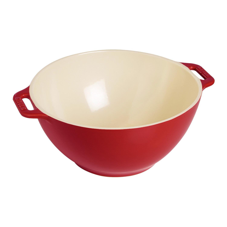 Staub Ceramic Serve Bowl 3 4 Qt Sur La Table