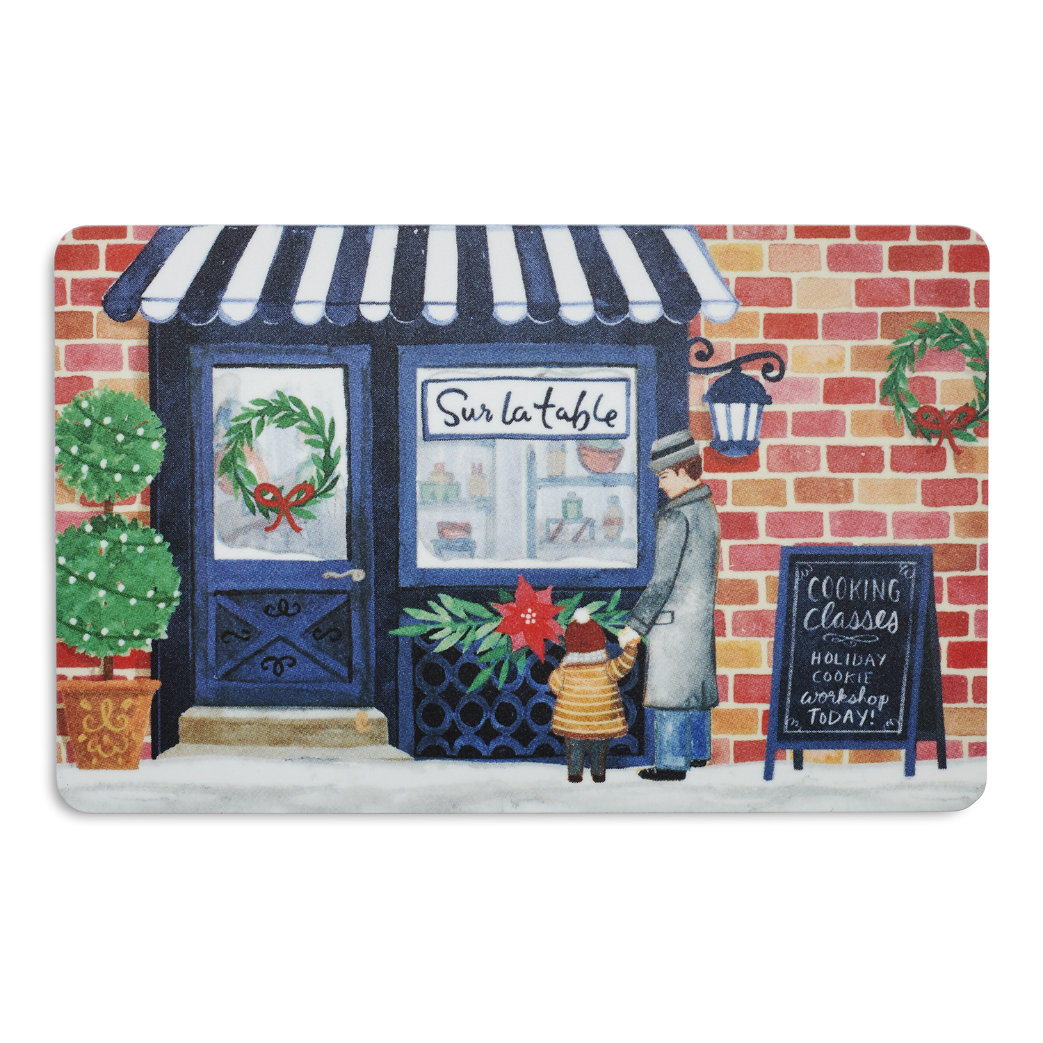 Holiday Storefront Gift Card