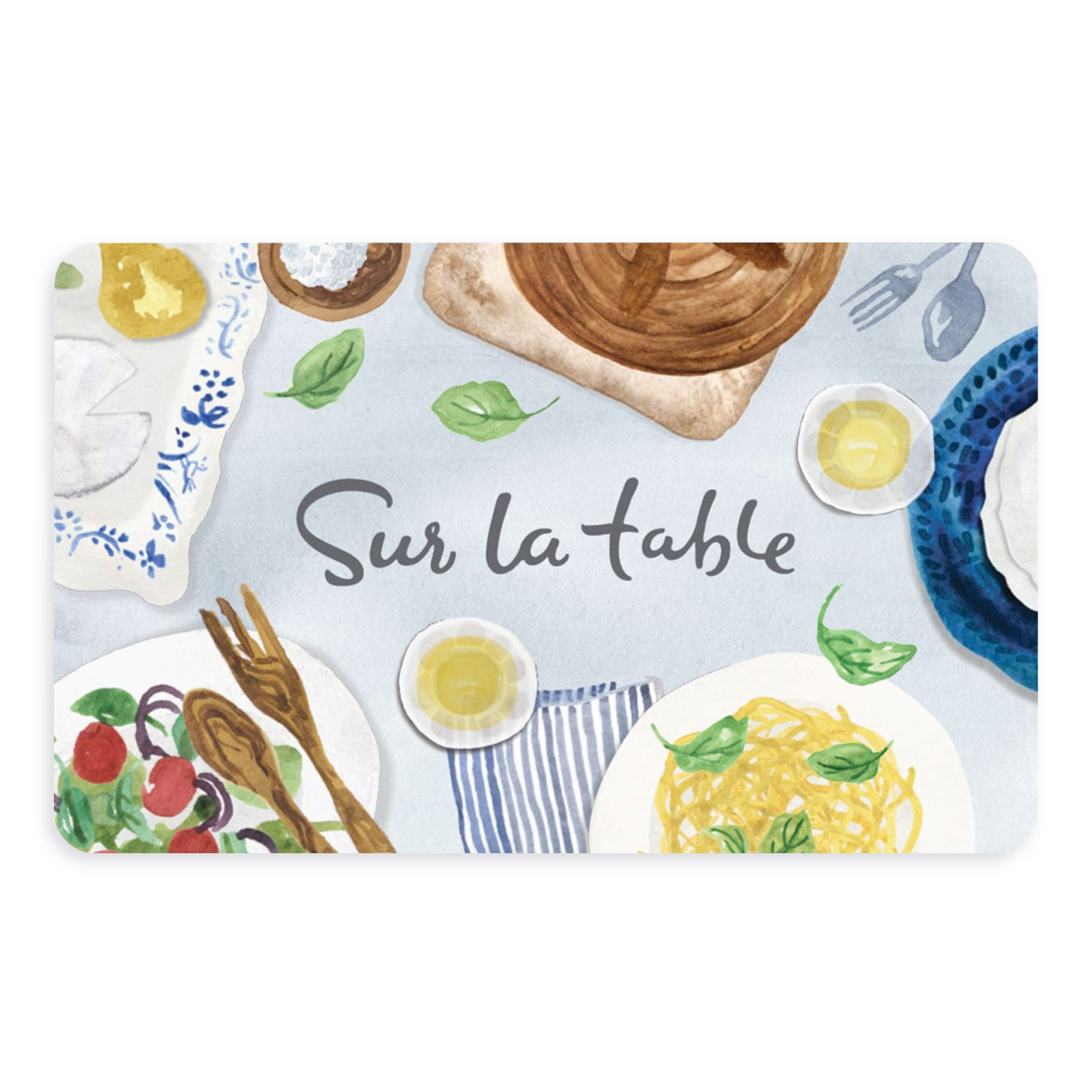Spring Table Gift Card
