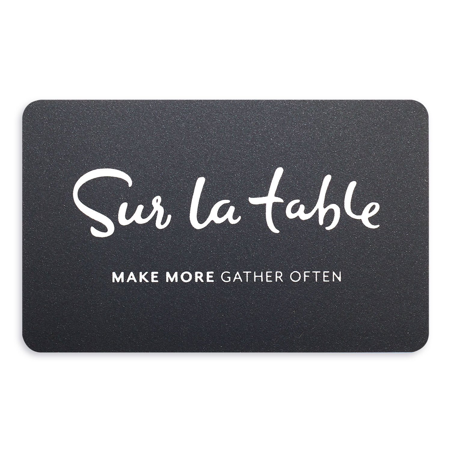 Sur La Table Logo Gift Card