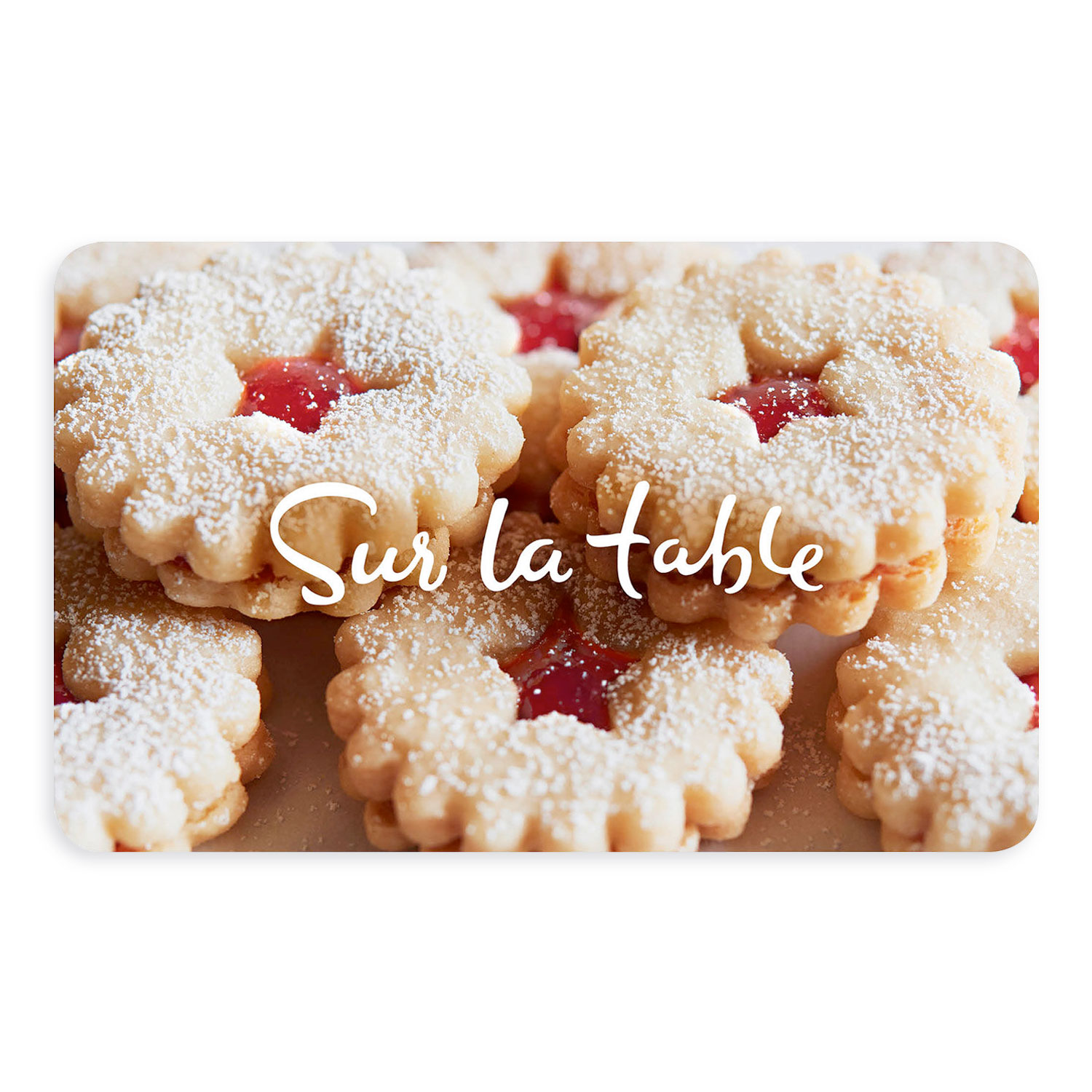 Linzer Cookie Gift Card