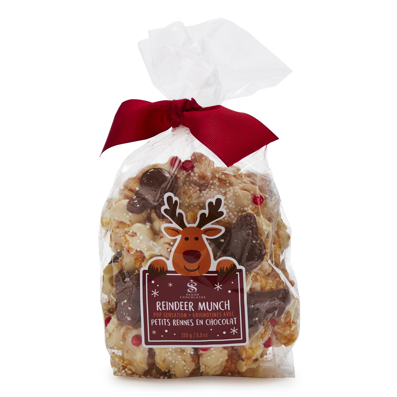 Saxon Chocolate Reindeer Munch Sur La