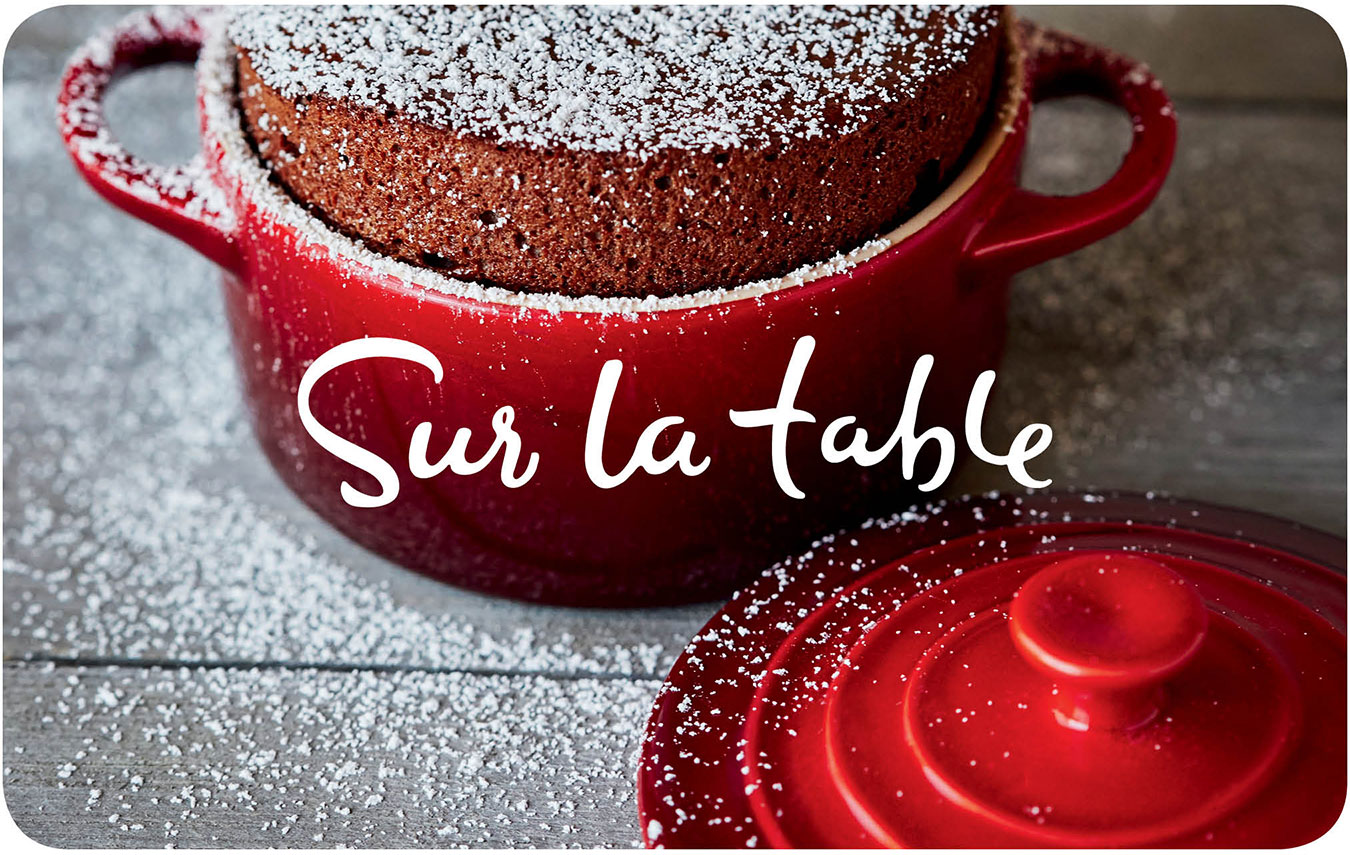 Chocolate Soufflé Gift Card