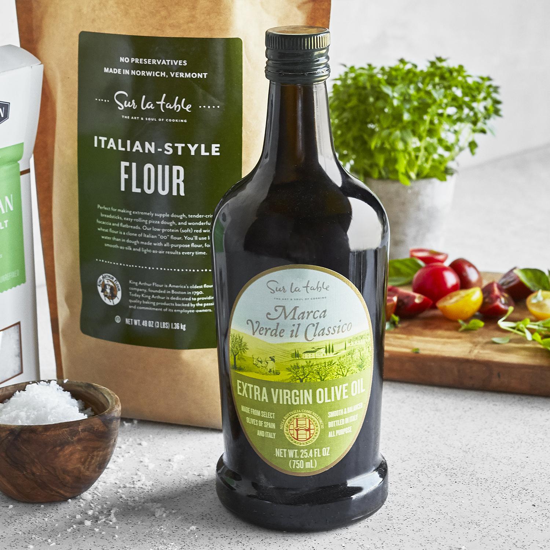 Marca Verde Extra Virgin Olive Oil Sur La Table