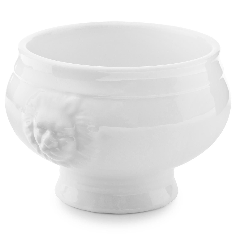 cute soup bowl Spring head