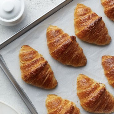 Croissants Savory and Sweet
