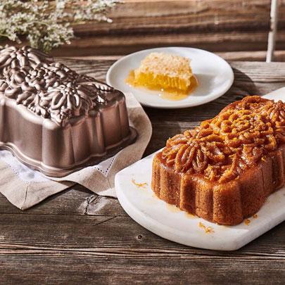 Spring bundt cakes