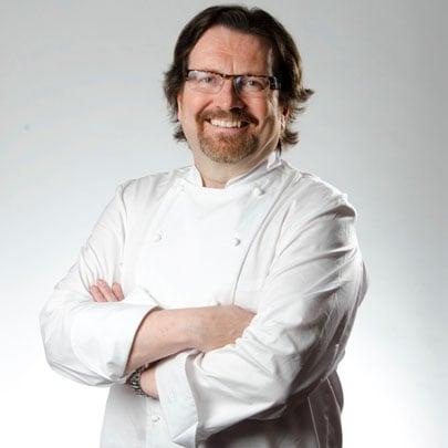 image of celebrity chef Terrance Brennan
