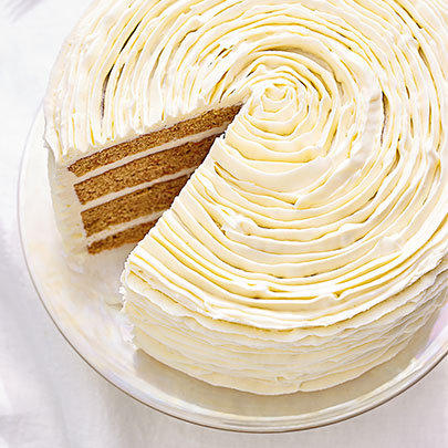 Martha Stewart's online cake class with Sur La Table