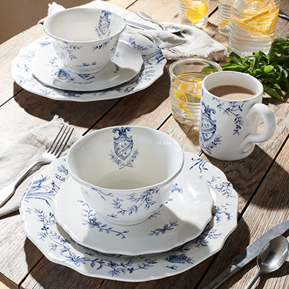 Toscana dinnerware