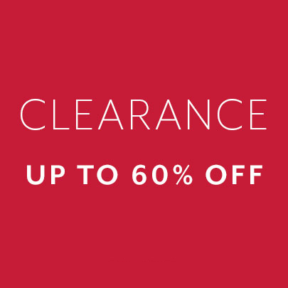 Clearance up to 60%