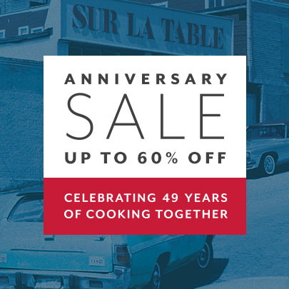 Anniversary Sale up to 60% off