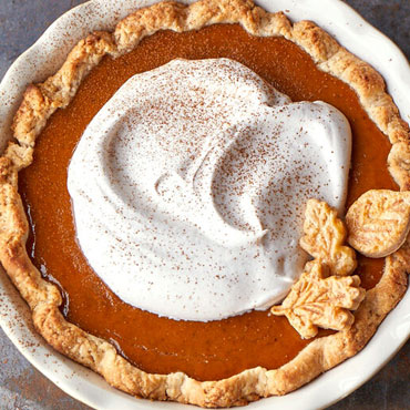 Take & Bake: Pumpkin