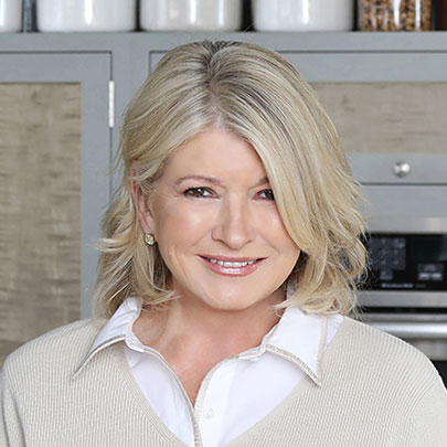 Martha Stewart's Holiday Celebration online cooking classes