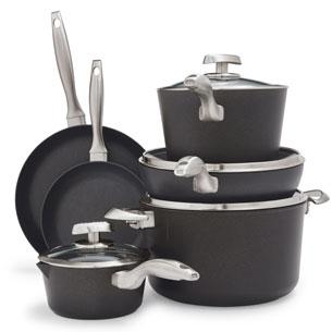 Scanpan ProS5 Nonstick Cookware
