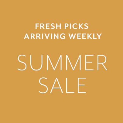 Summer Sale at Sur La Table