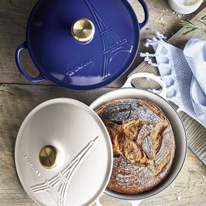 New from Le Creuset