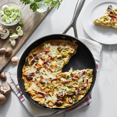 Scanpan CS+ nonstick skillet