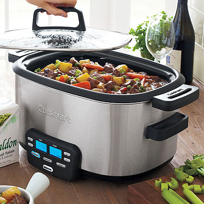 Cuisinart multi and slow cooker