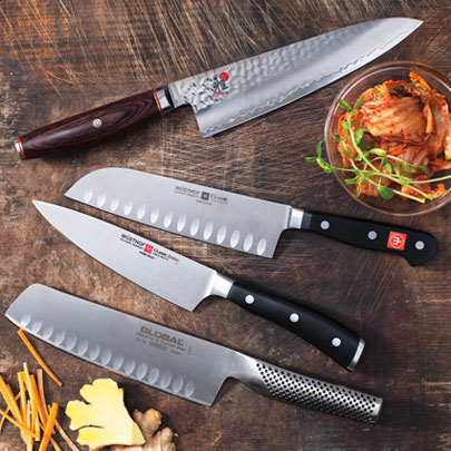 Chef's knives on sale up to 50% off
