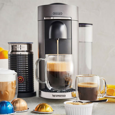 Nespress coffee maker