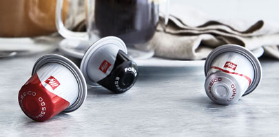 illy coffee capsules