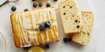 blueberry lemon loaf baking mix