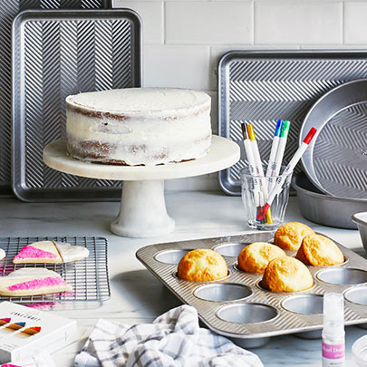 Sur La Table Platinum Pro Bakeware