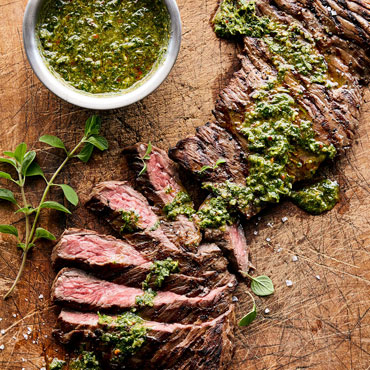 Online Steak Night cooking class