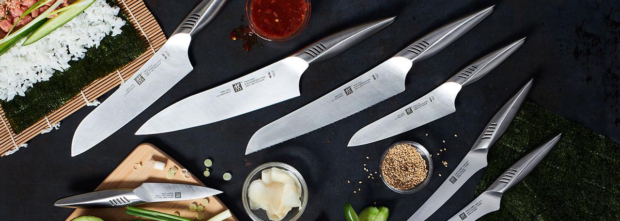 Zwilling Twin Fin II knives