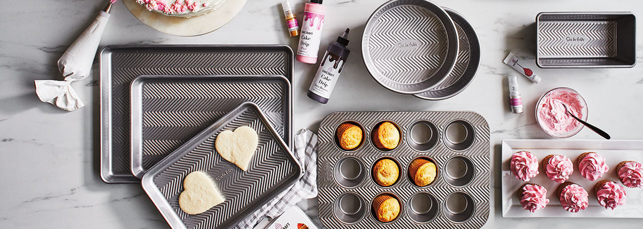 Silver Classic Bakeware