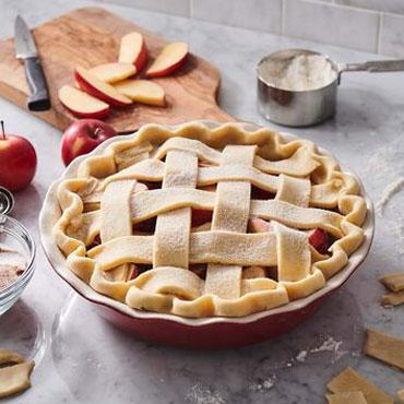 FOR THE BAKER, Emile Henry pie dish