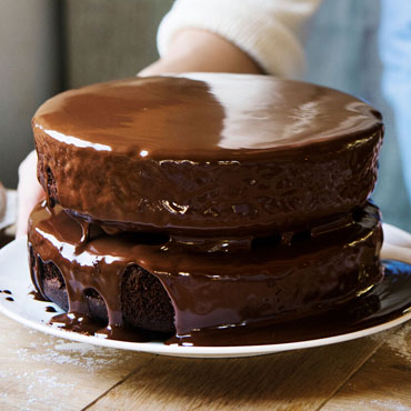 Two-Layer Chocolate Cake Workshop Class