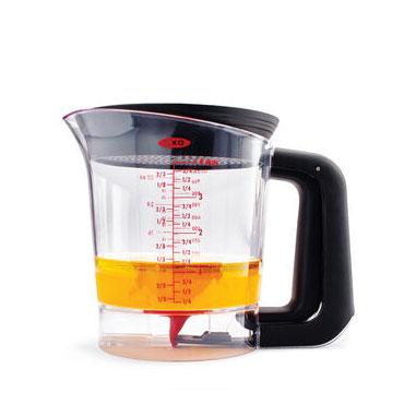 OXO Good Grips Good Gravy Fat Separator, 4 Cup