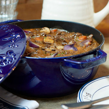 Prep Now, Eat Later: Beef Bourguignon
