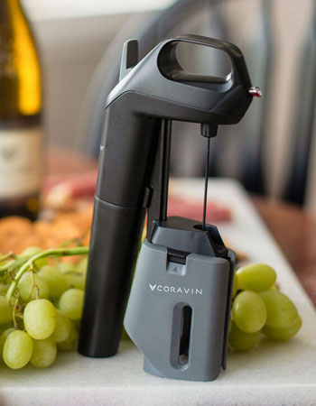 Coravin wine opener and preservation system