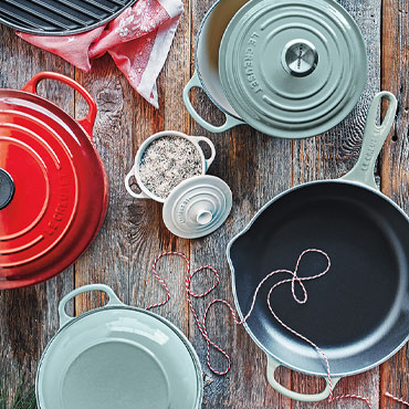 FOR THE COOK, Le Creuset cookware