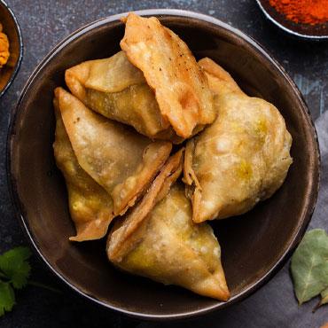 Teens Series: Dumplings from Around the World online cooking class