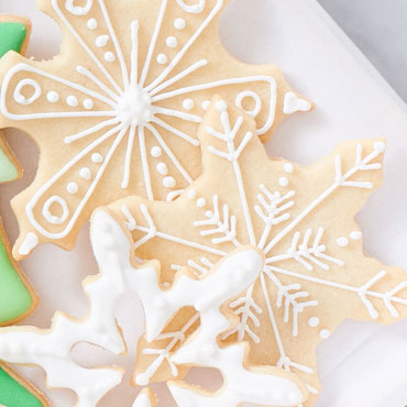 Holiday Cookie Decorating Online Cooking Class